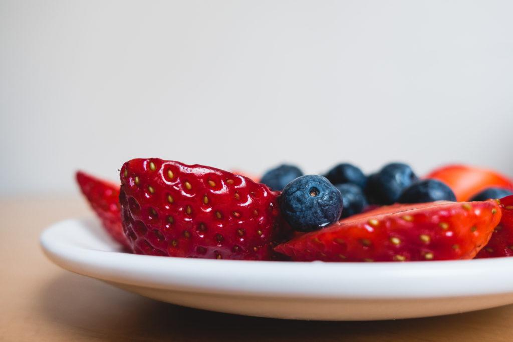 Zdravá strava a vlasy