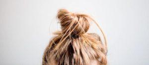 chyby a znicene vlasy